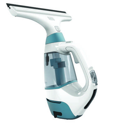 3.6V Window and Glass Vacuum Cleaner All in One