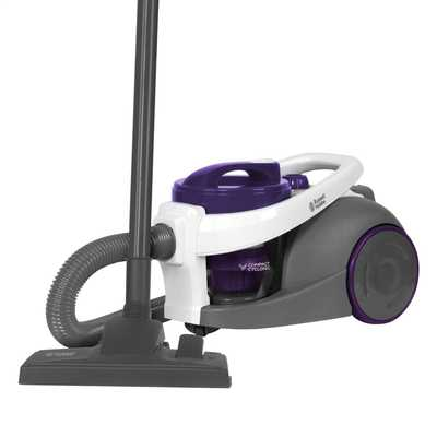 700W Compact Bagless Cylinder Vacuum Cleaner