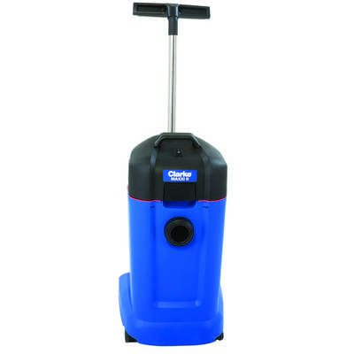 1350W Wet and Dry Commercial Cylinder Vacuum