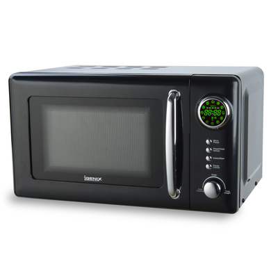 20 Litre 700W Digital Microwave Black