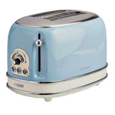 2 Slice Blue Toaster