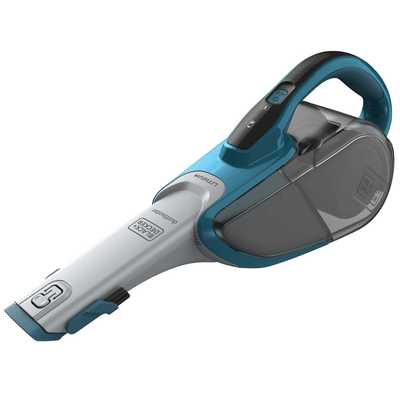 10.8V Cordless Handheld Dustbuster Deep Ocean Blue