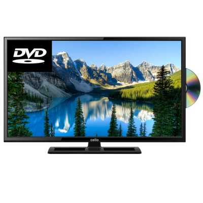 28 Inch HD Ready LED TV with Freeview and DVD