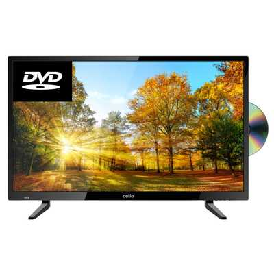 32 Inch HD Ready LED TV with Freeview and DVD