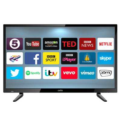 32 Inch Android Smart LED TV with Freeview T2 HD & WIFI