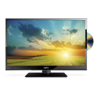 22 Inch LED Full HD TV with Freeview and DVD