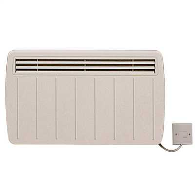 0.5kW Electronic Panel Heater White