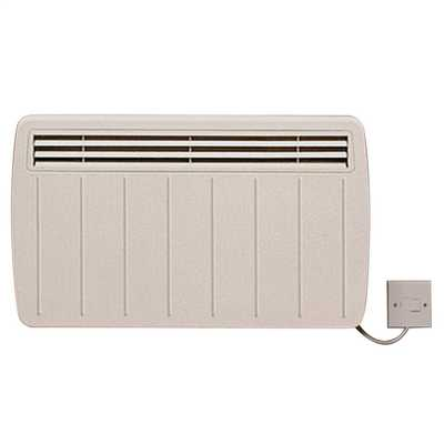 0.75kW Electronic Panel Heater White
