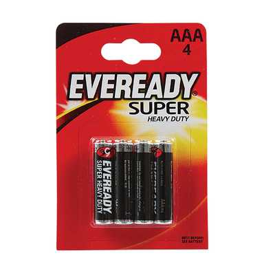AAA Battery (Pack of 4)