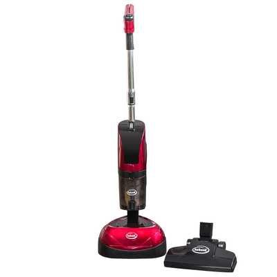 Floor Polisher and Vacuum