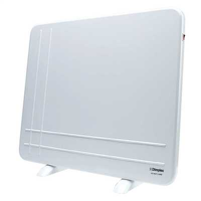 0.4kW Slimline Low Wattage Panel Heater White