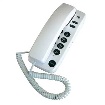 Marbella Corded Telephone White