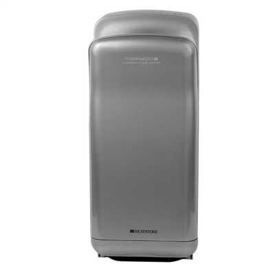 1.9kW Tornado High Speed Hand Dryer Silver