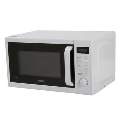 20 Litre 800W Digital Microwave White