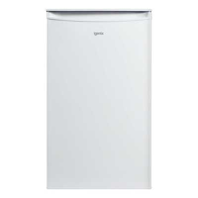 90 Litre 48cm Under Counter Fridge with Chill Box A+ White