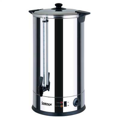 30 Litre Catering Urn Stainless Steel