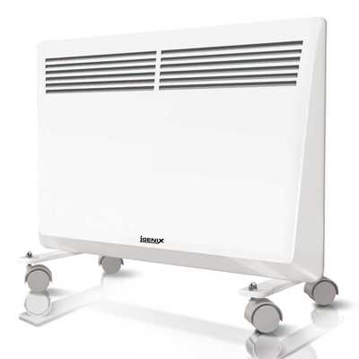 1.5kW Panel Heater with 24 Hour Timer White