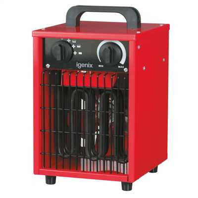 2kW Industrial Fan Heater