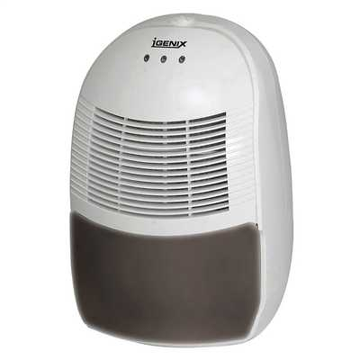 12 Litre Per Day Dehumidifier White