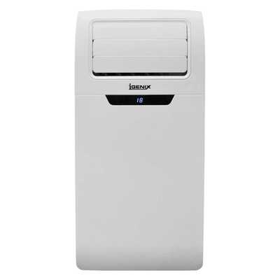 3 in 1 9000 BTU 950W Portable Air Conditioner White