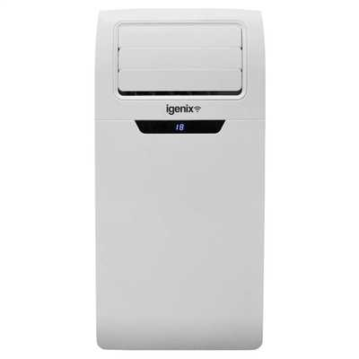 9000 BTU 3in1 Portable Air Conditioner with Wi-Fi Function