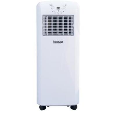 9000 BTU 1100W 3 in 1 Portable Air Conditioner White