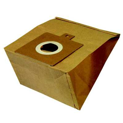 E59 Paper Dustbag with 2 Fiters (Pack of 5)