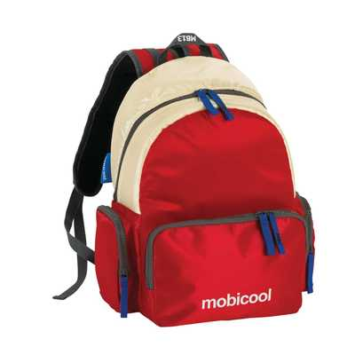13 Litre Cool Backpack Red