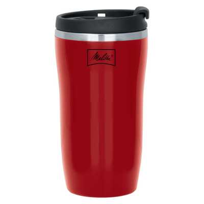 250ml Therm Mug Red
