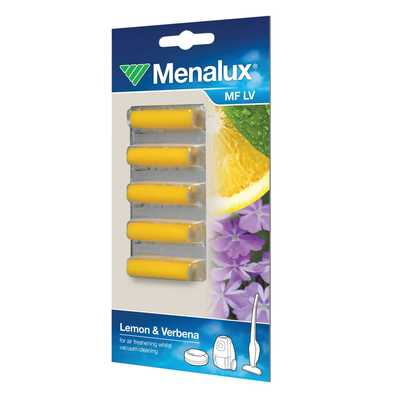 Pack of 5 Lemon Scented Air Fresheners