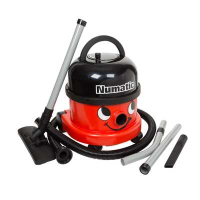 Henry Commercial Vacuum Cleaner 110V Red