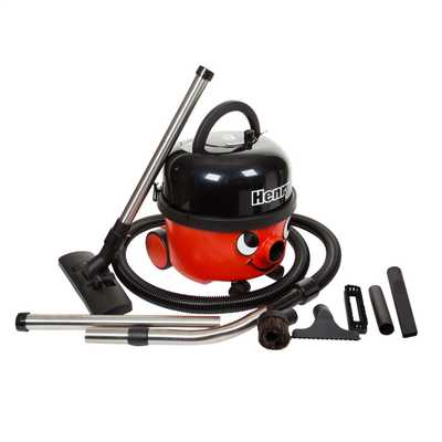 Henry Vacuum Cleaner 110V Red