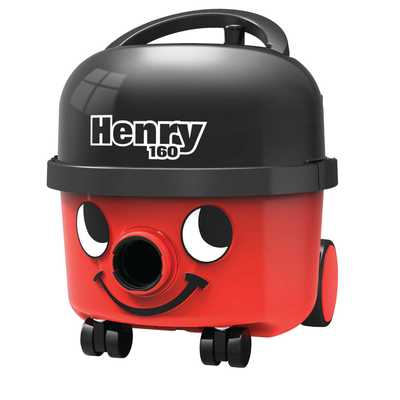 Henry Compact Vacuum Cleaner Red/Black HVR160