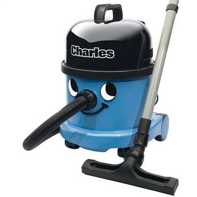 240V Charles Wet and Dry Vacuum Cleaner
