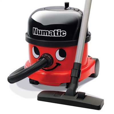 Eco Commercial Vacuum Cleaner 230V Red / Black