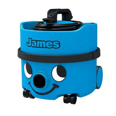 Numatic Eco James Sky Blue 230V