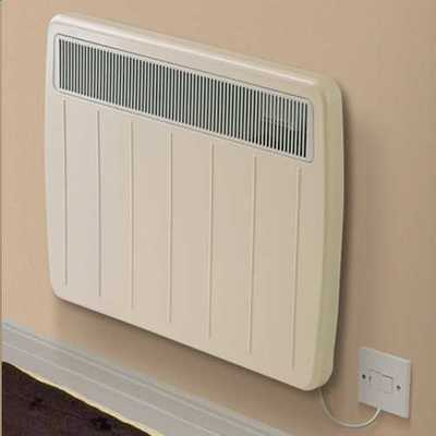 1.25kW Thermostat Panel Heater White