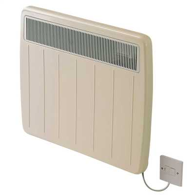1.5kW Ultra Slim Panel Convector Heater White