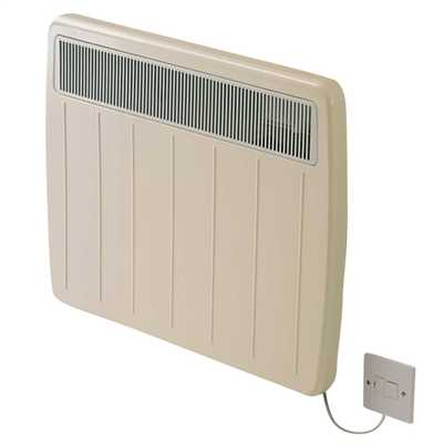 2kW Ultra Slim Panel Convector Heater White