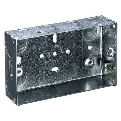 Metal Flush Box