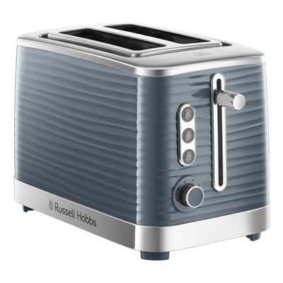 Inspire grey 2 Slice toaster