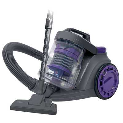 800W Atlas Pet Compact Bagless Cylinder Vacuum Cleaner