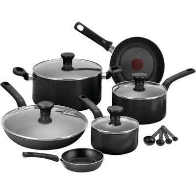 Excite 7PCS Saucepan and Frying Pan set