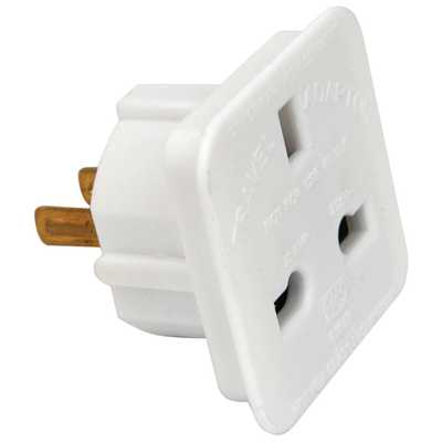 Worldwide Travel Adaptor Twin Pack