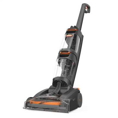 800W Dual Power Upright Carpet Washer