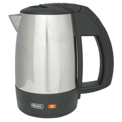 0.5 Litre Corded Travel Kettle Stainless Steel