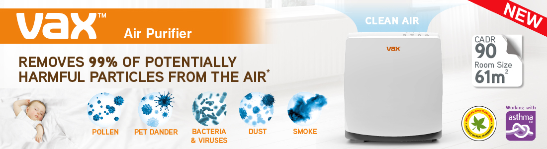 Vax air purifier
